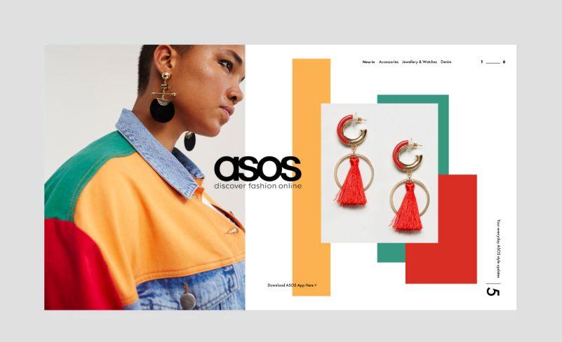 ASOS.COM – CRM Design
