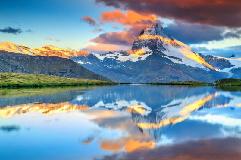 The 12 Most Beautiful Mountains You Must See on Your Next Creative Getaway