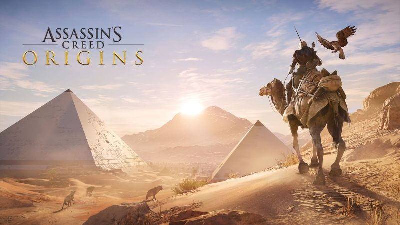 Assassin's Creed Origins: Game of Power