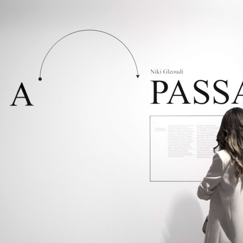 A Passage / the exhibition