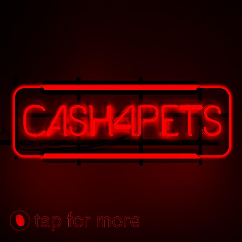 CASH4PETS — Peta
