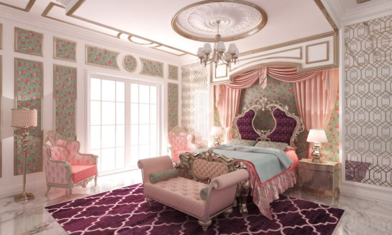 Bedroom Interior Design by Ditalle Interiors