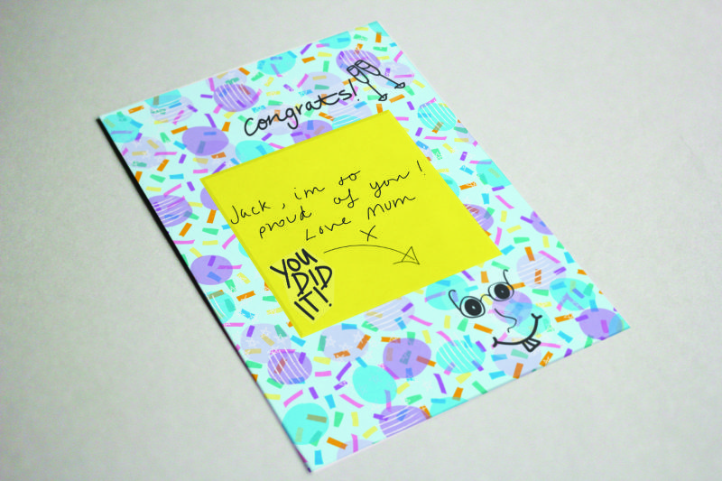 Post-it Reusable Cards
