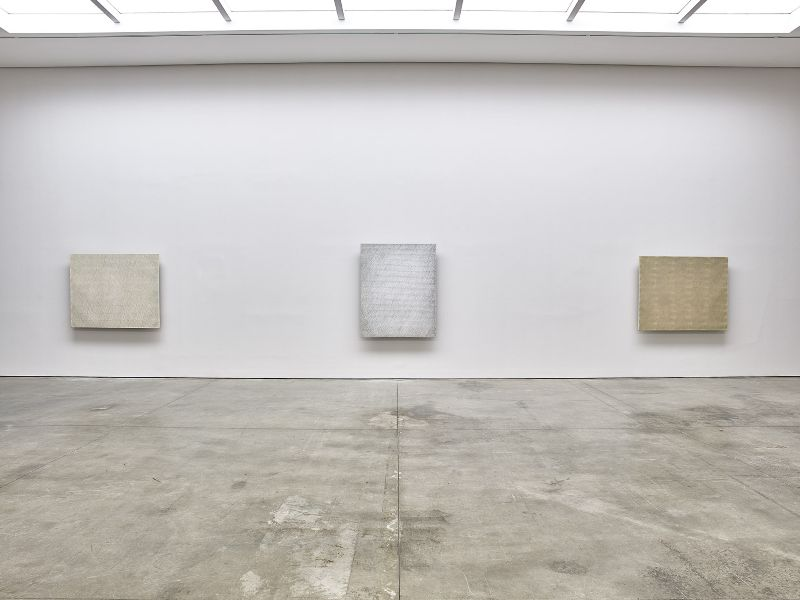 Park Seo-Bo 'Ecriture 1967-1981' at White Cube
