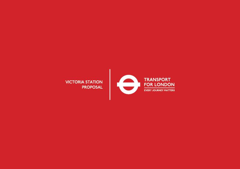 TFL - Victoria Station Proposal