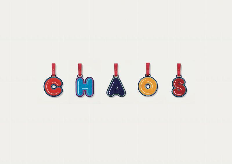 Chaos Fashion - Luggage Tags