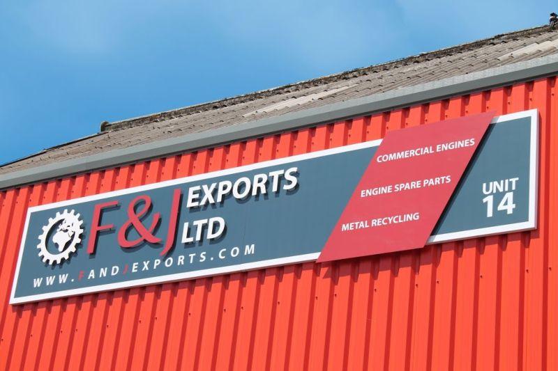 F&J Exports Brochure Copywriting