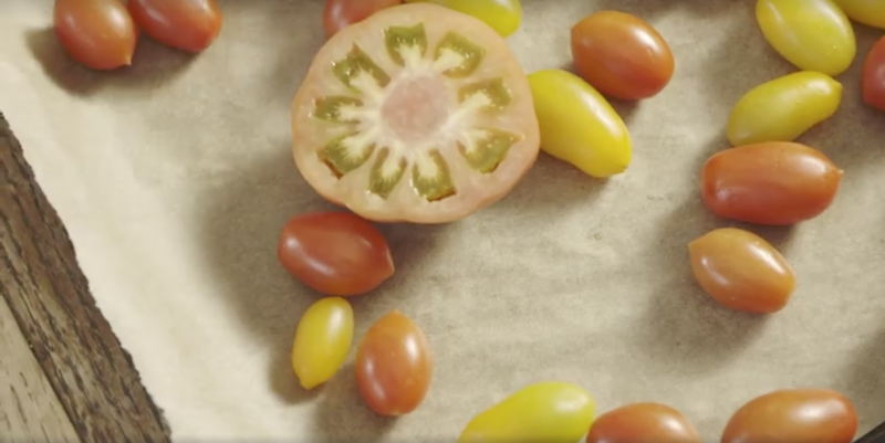 The Sunday Times Food social media videos restyling