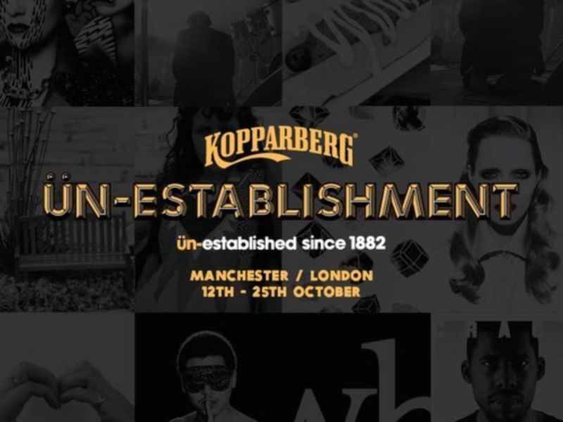 Kopparberg Ün-Establishment Campaign 2012