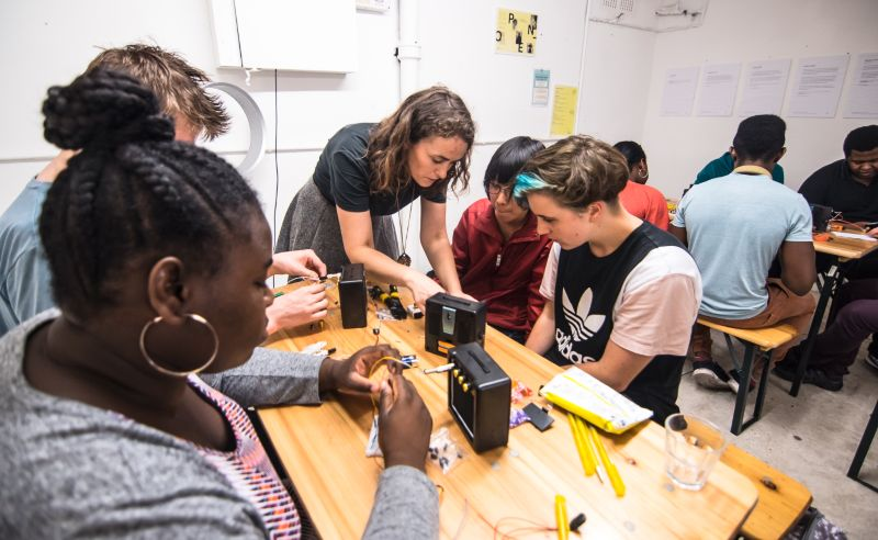 GALVANISE: Music Tech Workshops for Young People