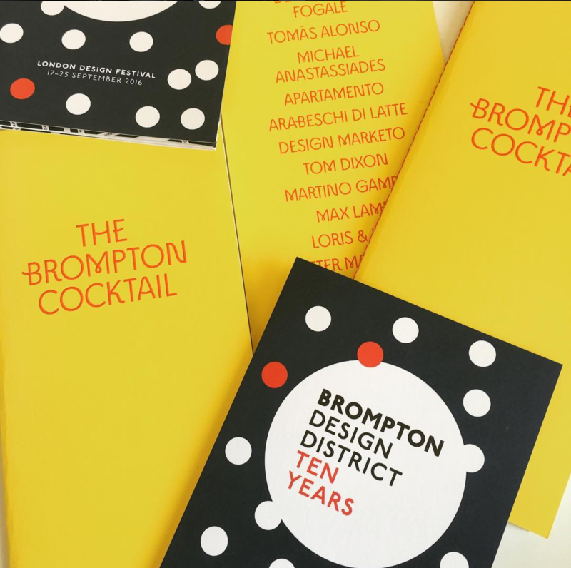 THE BROMPTON COCKTAIL: 10TH ANNIVERSARY CELEBRATION