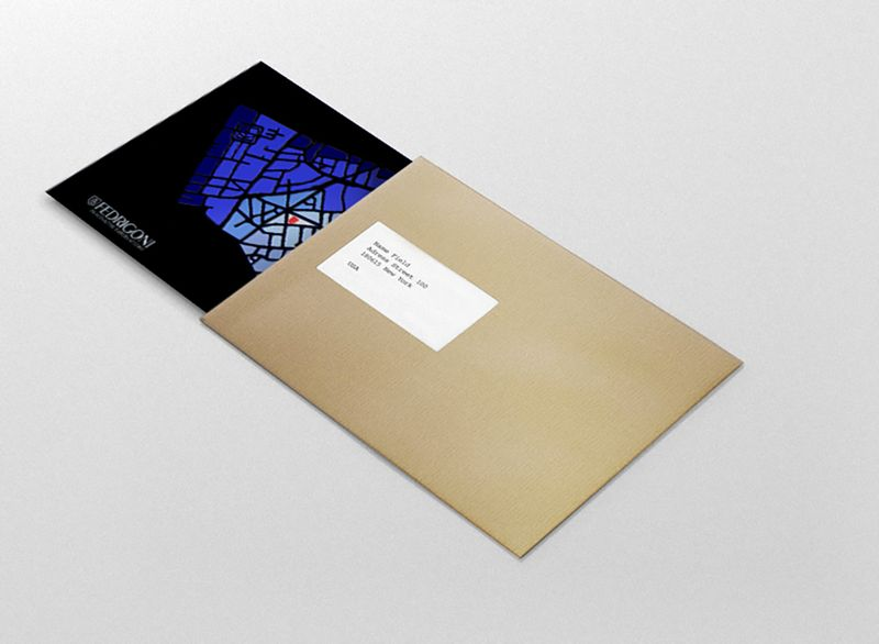 YCN: Fedrigoni Mailing Folder