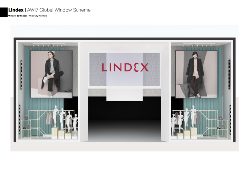 Lindex - AW17 Global Window Scheme