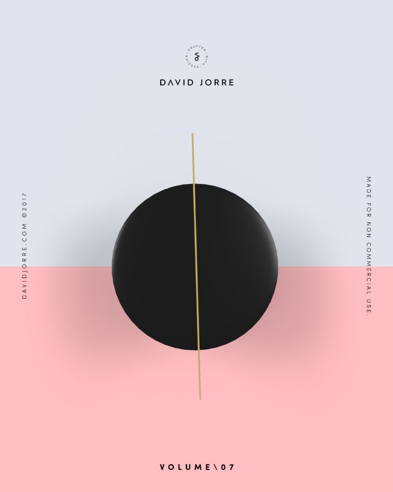 David Jorre – The Inspiration Vols.