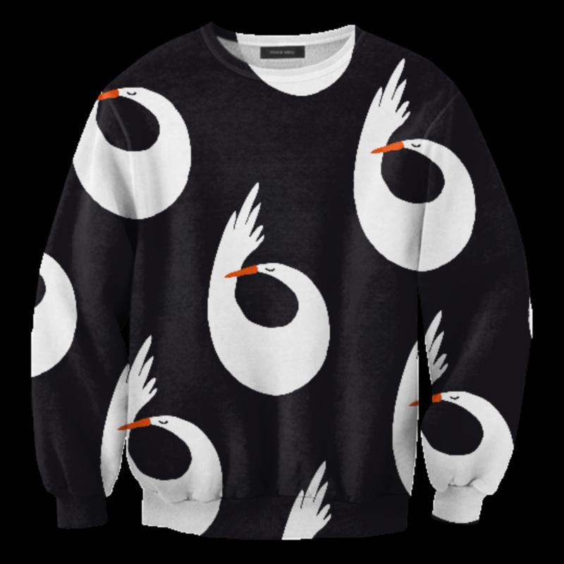 Childswear - sweater print designs
