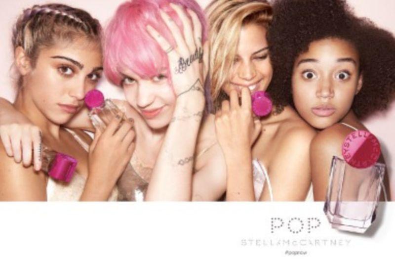 Global Launch of POP Fragrance by Stella McCartney