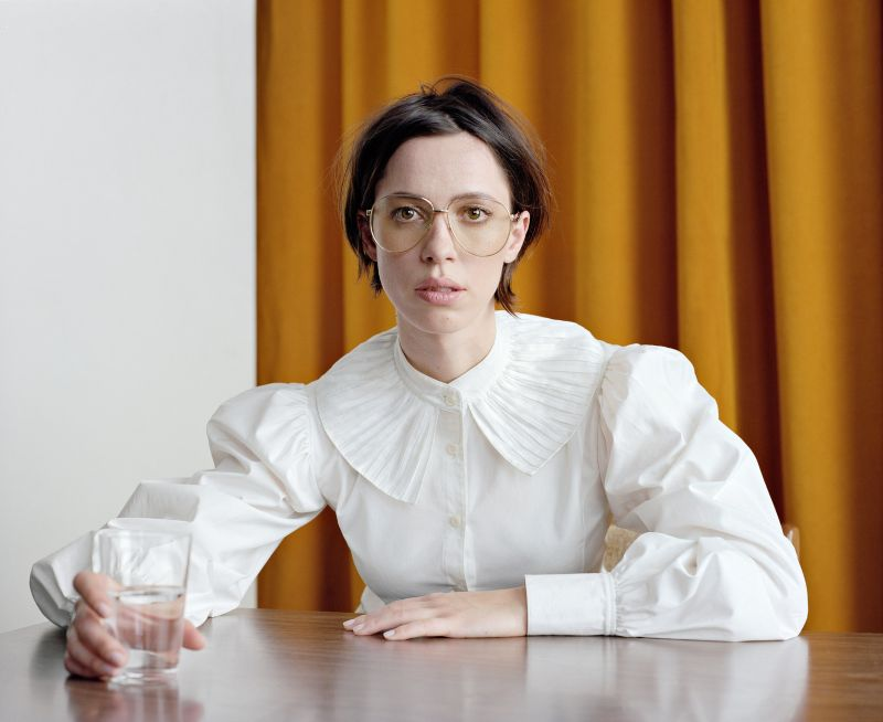 Tank Magazine Summer Cover Story: Rebecca Hall