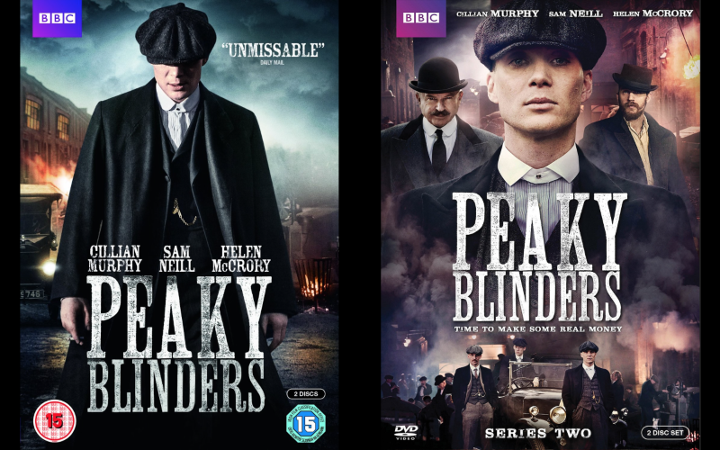 Peaky Blinders: Season 1 & 2