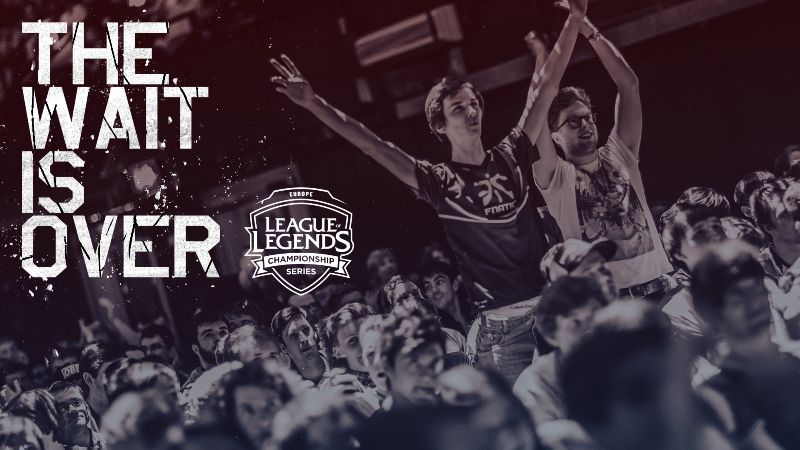 eSport Branding - League of Legends: European League Championship