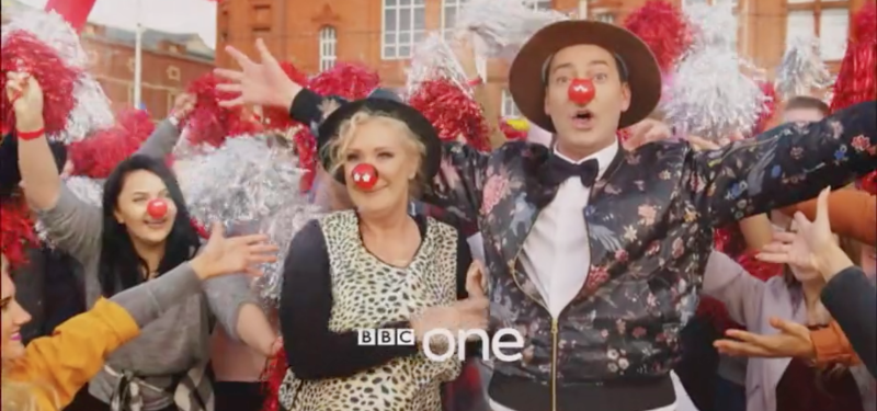 BBC One - Let's Sing and Dance For Comic Relief Trailer