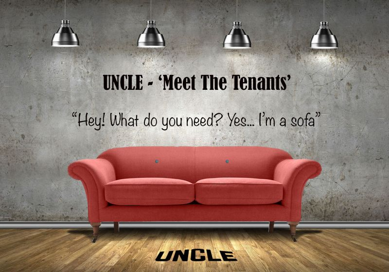 UNCLE Apartments - 'Meet the Tenants'