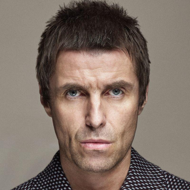 'Liam Gallagher' for British GQ
