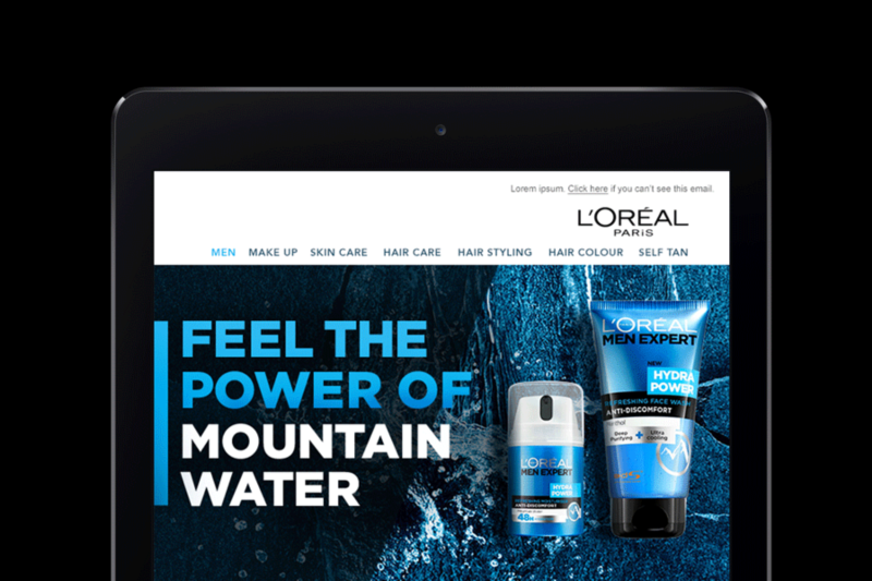 L'Oreal Feel The Power