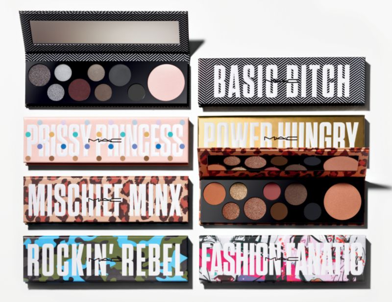 MAC Girls - Palette Playlists