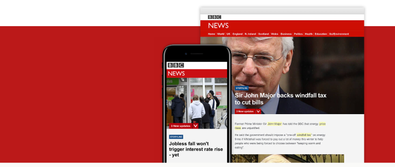 Connected Politics, BBC
