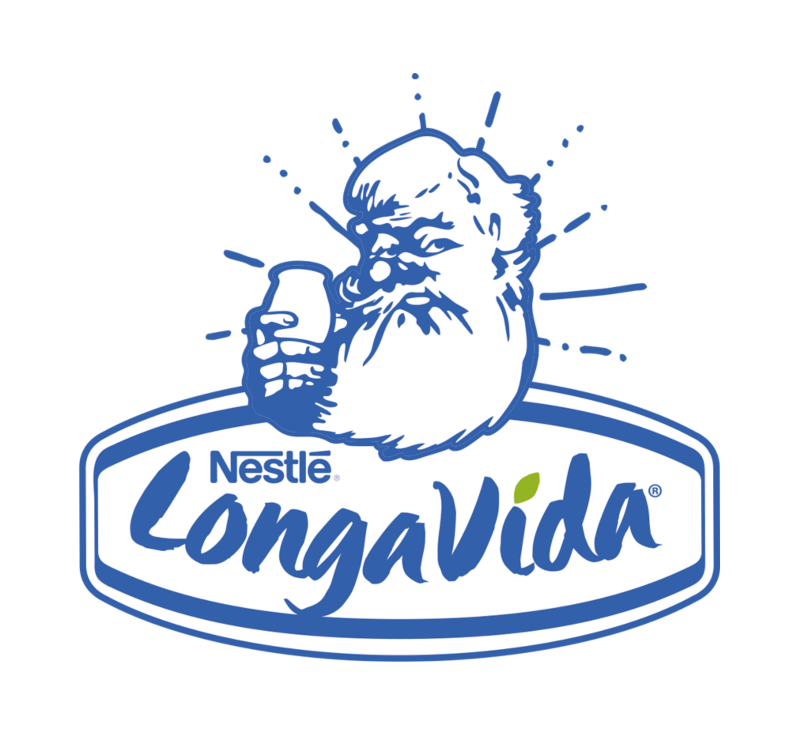 Nestlé Longa Vida - logo and packaging redesign