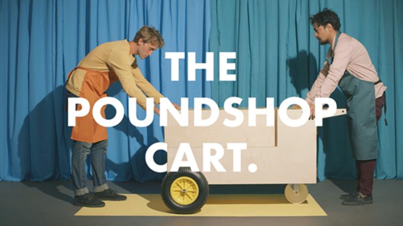 The Poundshop Cart 2017