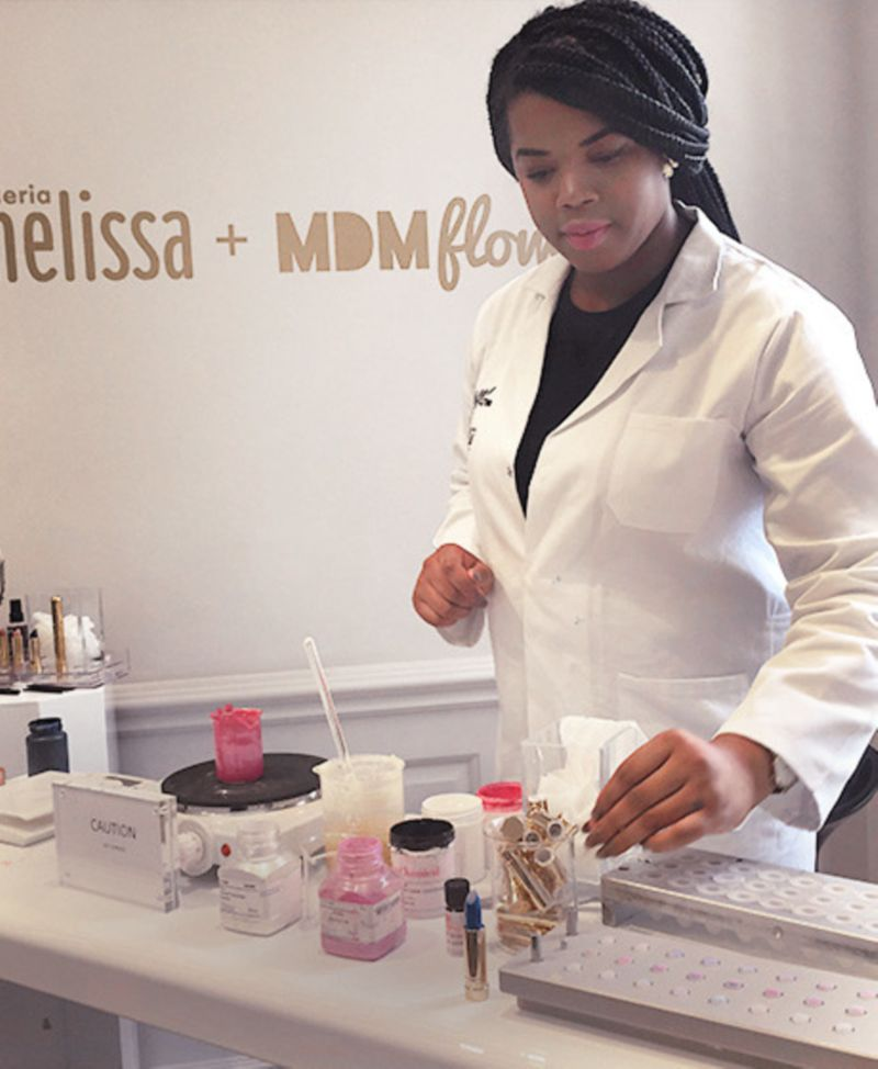 MDMflow x Galeria Melissa London