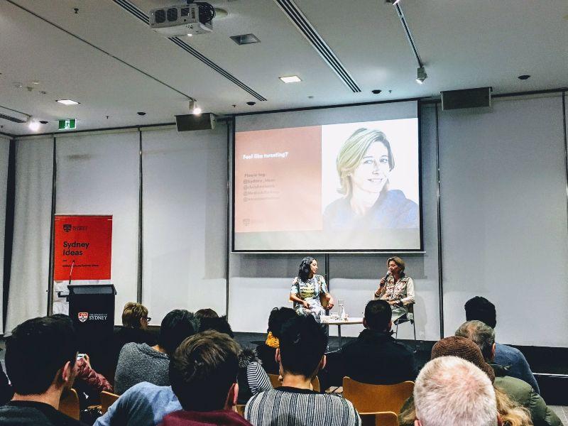 Sydney Ideas: Host