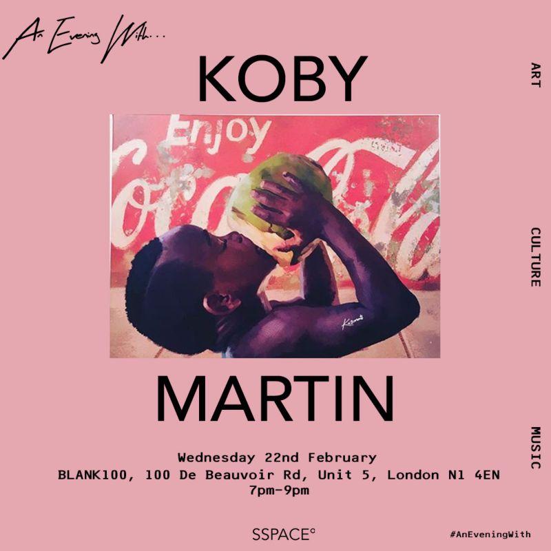 AnEveningWith... KOBY MARTIN