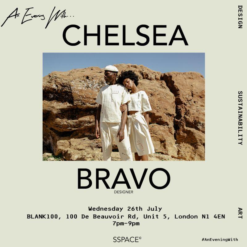 AnEveningWith... CHELSEA BRAVO