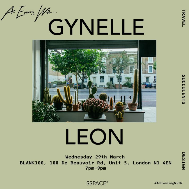 AnEveningWith... GYNELLE LEON