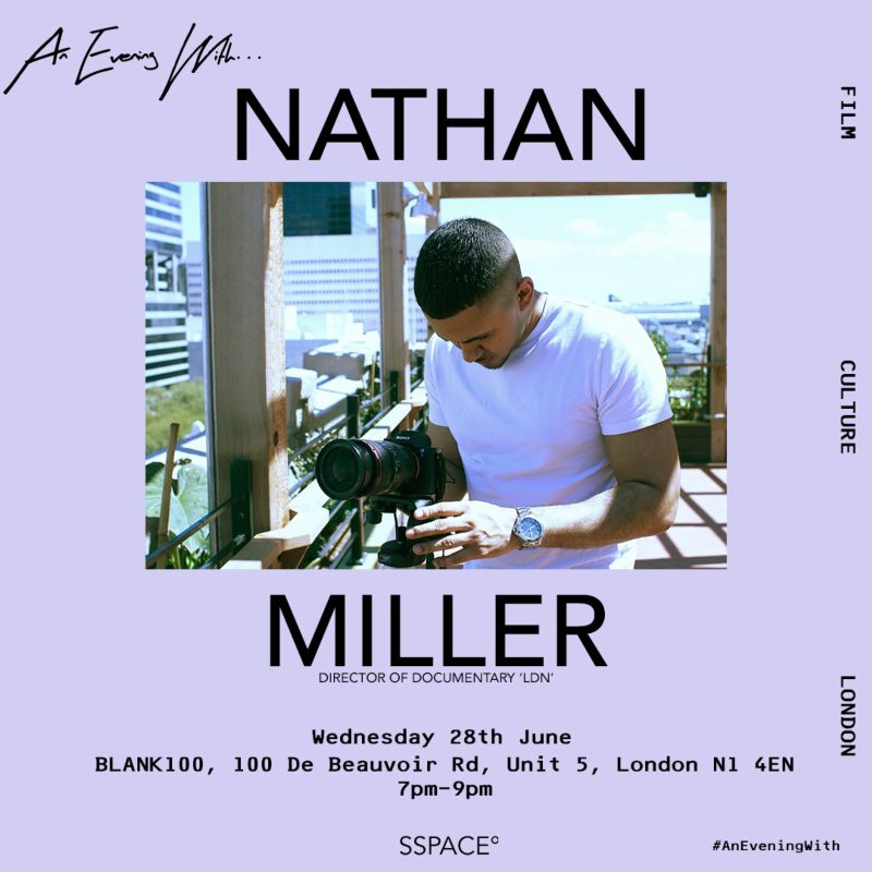 AnEveningWith... NATHAN MILLER