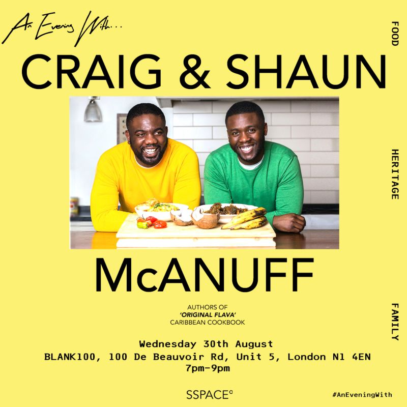 AnEveningWith... CRAIG & SHAUN MCANUFF