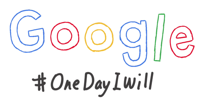 #OneDayIWill - International Women's Day 2016