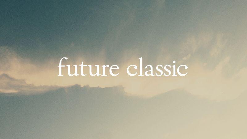 Future Classic Typeface