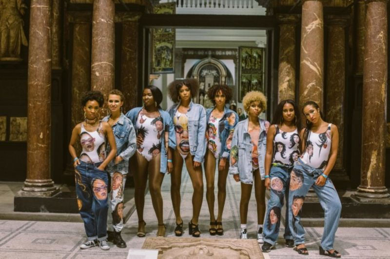 The Golden Age at V&A for Friday Late Gal-dem Take Over