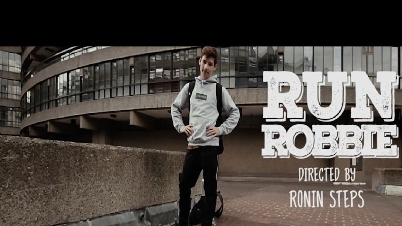 Run Robbie Run: Robbie Griffith (Parkour Video)