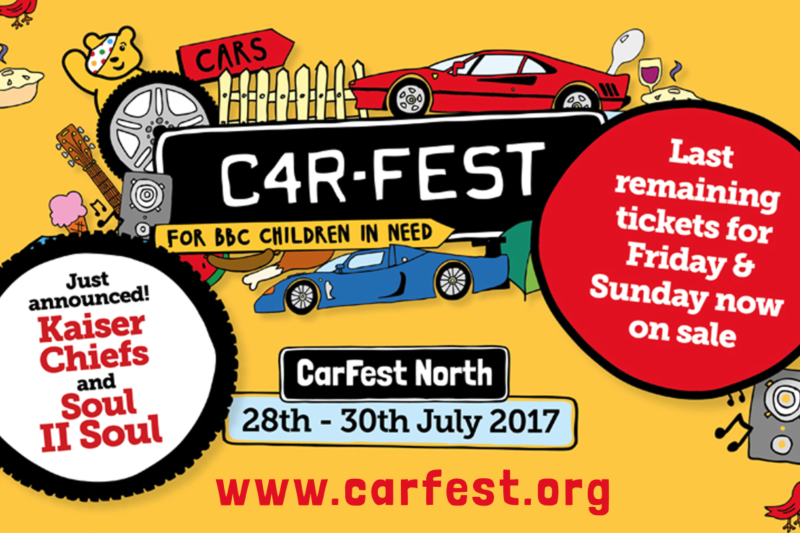 CarFest 2017 Content Producer