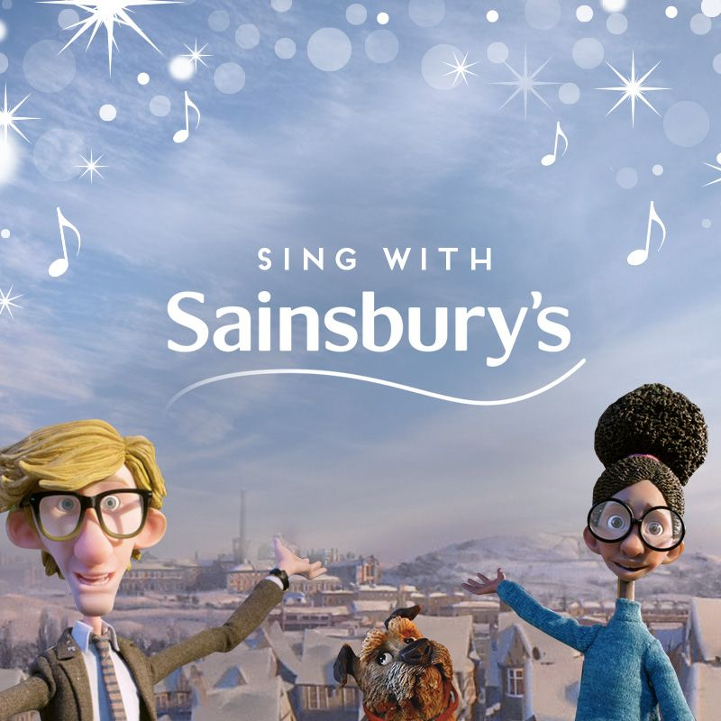 Sing with Sainsbury's