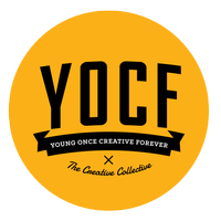 Young Once Creative Forever