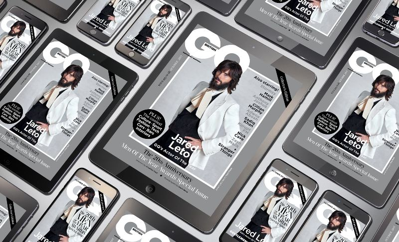 Publisher: British GQ portfolio