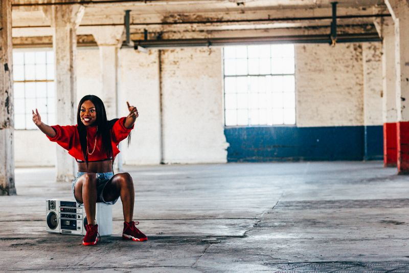 Lady Leshurr - JUICE (BTS) | Sugarcane Media x Sony Music UK