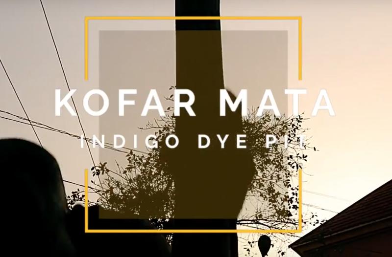 AFRICA BY DESIGN Stories :: Kofa Mata Dye Pit, Kano Nigeria