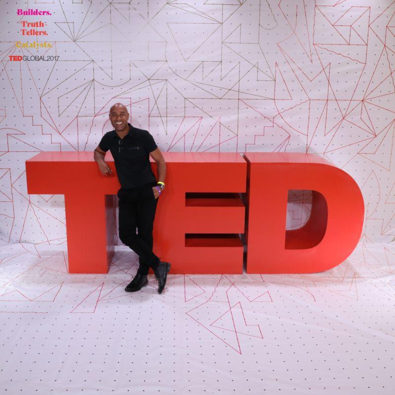 TEDGlobal 2017