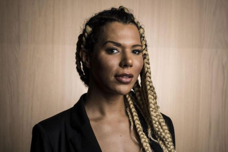 Evening Standard Article: Munroe Bergdorf: 'I'm not angry all the time — activists are people too'